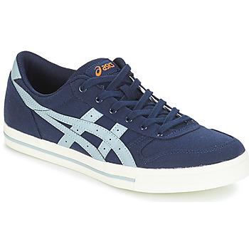 Sapatos Sapatilhas Asics AARON CANVAS Azul