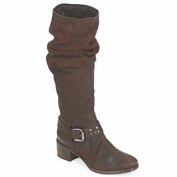 Sapatos Mulher Botas Rew Dream HYGIE Castanho