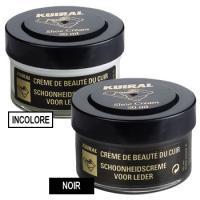 Acessórios Cera de sapato Kuiral LOT 2 POMMADIERS 50 ML Noir / Incolore