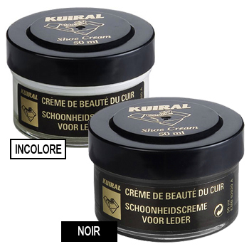 Cera de sapato Kuiral LOT 2 POMMADIERS 50 ML