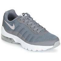 Sapatos Rapaz Sapatilhas Nike AIR MAX INVIGOR GS Cinza