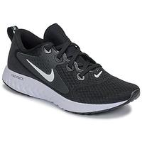 Sapatos Mulher Sapatilhas de corrida Nike REBEL REACT Preto / Branco