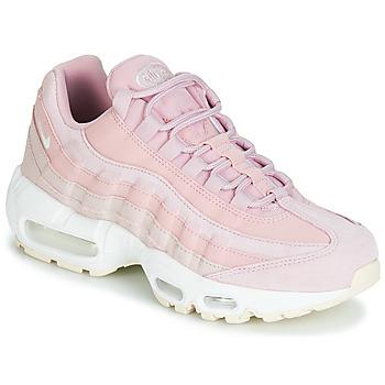 Sapatos Mulher Sapatilhas Nike AIR MAX 95 PREMIUM W Rosa