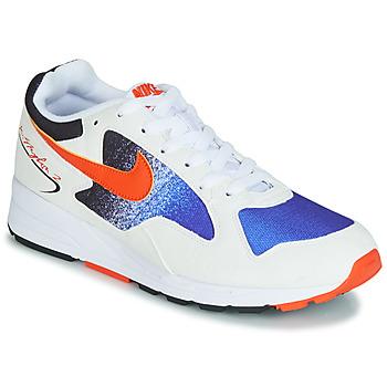 Sapatos Homem Sapatilhas Nike AIR SKYLON II Branco / Azul / Laranja